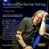 Blues and Soul Show feat Paul Long - Feb 7th 2015