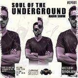 Soul Of The Underground with Stolen (SL) | TM Radio Show | EP001