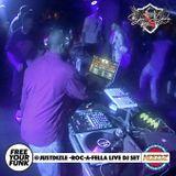 @JustDizle - Roc-A-Fella Live DJ Set at 30 Years Of Hip-Hop