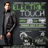 Electric Touch Episode 106 (July 11 2014)