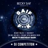 Becky Saif presents Saif As F**k - Cupid Stunt Competition Mix