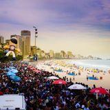 E.l.f aka Francesco Cianella@4Finest Technival Rio De Janeiro