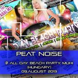 Peat Noise @ All Day Beach Party, Muhi (Hungary) (09.AUGUST2013)