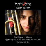 Ep 98: Reut Regev, Elise Legrow, Alison Crockett, Sheroes, Marcus King Band, Eliane Elias