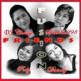 FRIENDS FUSION ❥ ❥ ❥ ღღღDJ Chrissy, Speechless298, Podz and Divinityღღღ