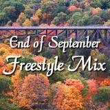 End of September Freestyle Mix - DJ Carlos C4 Ramos