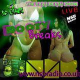 """The Eazy Peasy Show   """"Booty Booty Breaks"""" - (Live fill in) - on the Mighty NSB Radio"""
