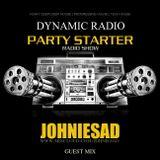 JOHNIESAD .. Dynamic radio .. guest mix