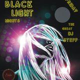 The Great DJ STEFF Live Remix on Black Light Nights Friday @ Bartini