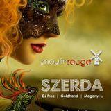 Dj Free & Magonyi L - Live @ Moulin Rouge Budapest Wednesday Night 2012.04.11.