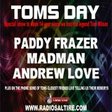 Radio Saltire presents Tom's Day (Tom Wilson Tribute 2018)