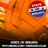 State of Breaks with Phylo on NSB Radio - 08-01-2016