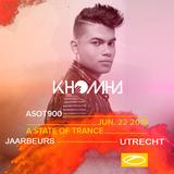 Khomha - A State Of Trance Festival 900, Jaarbeurs Utrecht, Netherlands (23.02.2019)