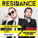 ResiDANCE #100 Dimitri Vegas & Like Mike Guest Mix (100)