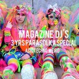 Magazine DJs - 3 years Parasolka special