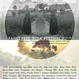 Fanø Free Folk Festival 2019 med Rasmus Hjortshøj Steffensen