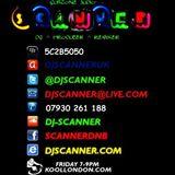 DJ SCANNER & MC L.A  ON KOOLLONDON.COM 15-04-16