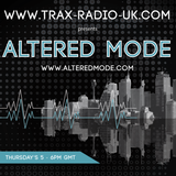 Altered Mode live house & techno broadcast on Trax Radio 15/06/2017