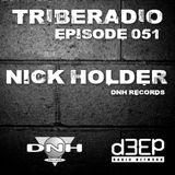 TribeRadio 051 - Nick Holder