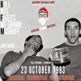 122 - SPECIAL X MAS EDITION - 23 OCTOBER 1993 - BIG L - NAS - THE FUGEES - MORE...