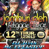 Dj Juan Mc fullstop Live In Nanyuki - Kenya @50