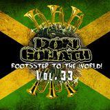 Rootsstep to the World Vol. 33 (Album Mixtape)