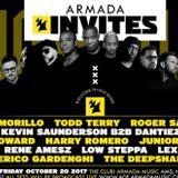 Harry Romero - Live @ Armada Invites (ADE, Netherlands) - 20-OCT-2017