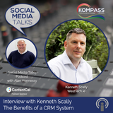 Episode #85: Interview with Kenneth Scally from Westtech.ie
