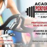 Set -Academia @ Performace Eletro Vibe 2014
