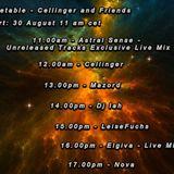 ૐ LeiseFuchs ૐ Tempo Radio Red Stream- ProgressivePsyTrance- !st Time! Psychedelic Travellers Big Ev