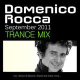 Domenico Rocca Trance Mix September 2011
