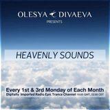 Olesya Divaeva - Heavenly Sounds Episode 049 (15.02.2016)