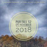PUV FALL / S2 EP3 / RAP TRAP RNB / NOVEMBER 2018