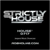 House® 0717 Jeepers! Music Showcase
