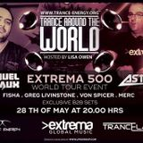 Trance Around The World With Lisa Owen Ep 086 pt2 Manuel Le Saux B2B Astuni