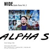Alpha S (Live at WIDE Radio Fiesta vol.2)