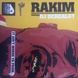 RAKIM mixtape DJ DCREAL67