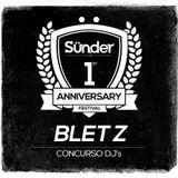 Blet Z @ Concurso Aniversario Sünder Club