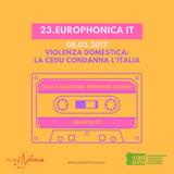 VIOLENZA DOMESTICA: LA CEDU CONDANNA L'ITALIA 08.03.2017