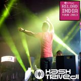 Sunburn Reload 2013 At Hyderabad with Kash Trivedi