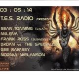 Guest Spot TES Radio London 5-3-2014