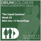 Liquid Sessions 23 (ft V / Liquid V mini mix)