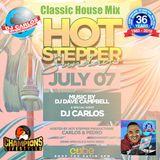 Notorious DJ Carlos - Hotstepper Classic House #1