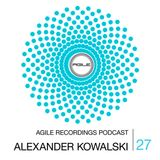 Agile Recordings Podcast 027 with Alexander Kowalski