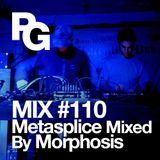 PlayGround Mix 110 - Metasplice mixed by Morphosis