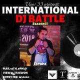 International Battle of the DJs Season 2 - DJ Estopa