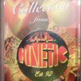 DJ Tekniq & DJ SS - Club Kinetic, Lost In Space 1996.