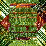 SweatCast#35 - DJ Caution @ Manglar #6 28/09/14