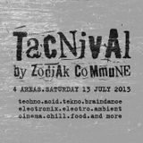 Ivo Hartman DJ-set @ Tacnival, Eindhoven 13-07-2013