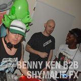 RAMADANDNB - Side D: Benny Ken b2b Shymalie FX